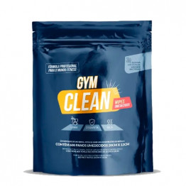 Panos Umedecidos Gym Clean Tradicional - 600 Unidades