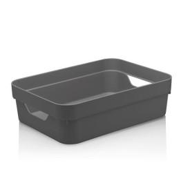 Caixa Organizadora Cube P Baixa OU Chumbo