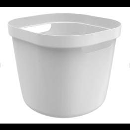 Cesto Cube Flex OU 28 Litros - Branco