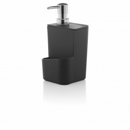 Dispenser Para Detergente 650ml Trium OU Preto